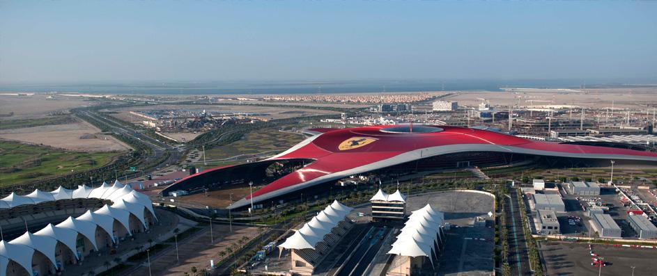 Ferrari World - Abu Dhabi - R. Agrotis Travel LTD