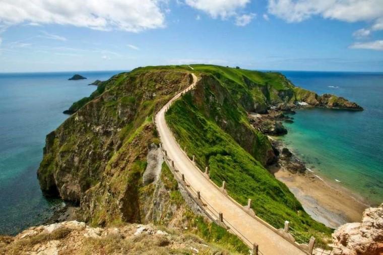 Guernsey landscape r agrotis travel ltd for Garden design jersey channel islands